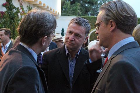 Gary Oldman, David O'Hara, Cary Elwes
